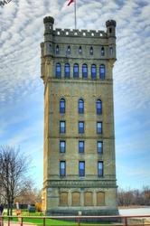 """""""Hofmann Tower"""", """"A Left-Eyed View"""", """"Sabourin"""""""