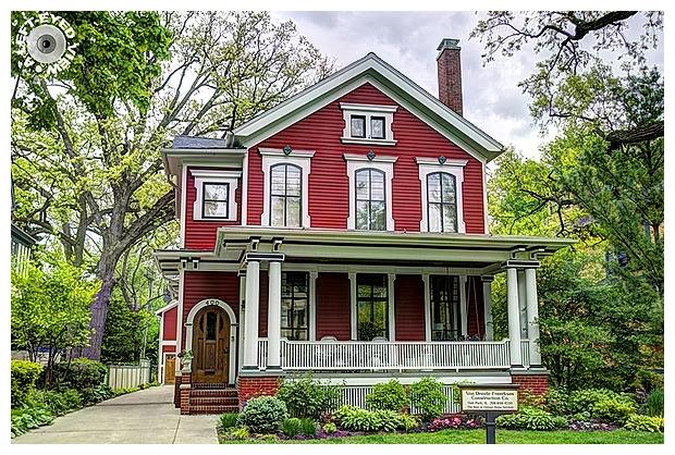 """John Schmidt House"", Sabourin"