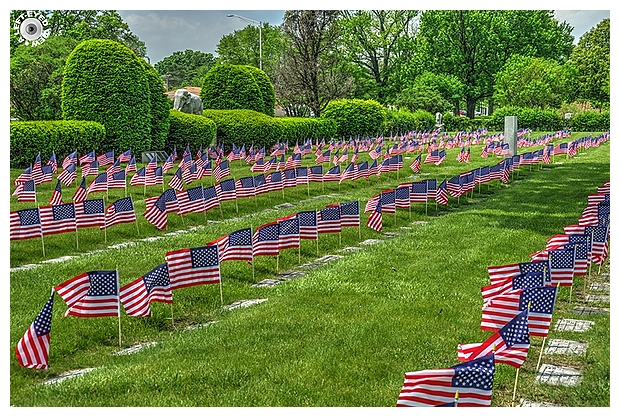 """Memorial Day, """"A Left-Eyed View"""""""