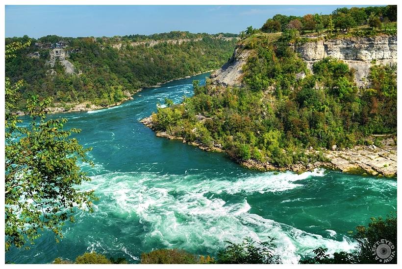 """Niagara Whirlpool"", ""A Left-Eyed View"""