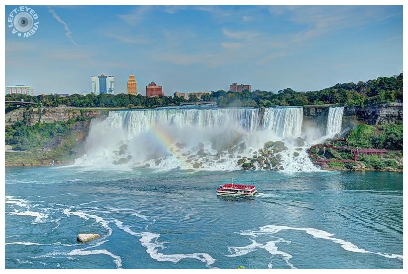 """""""American Falls"""", """"Bridal Veil Falls"""""""