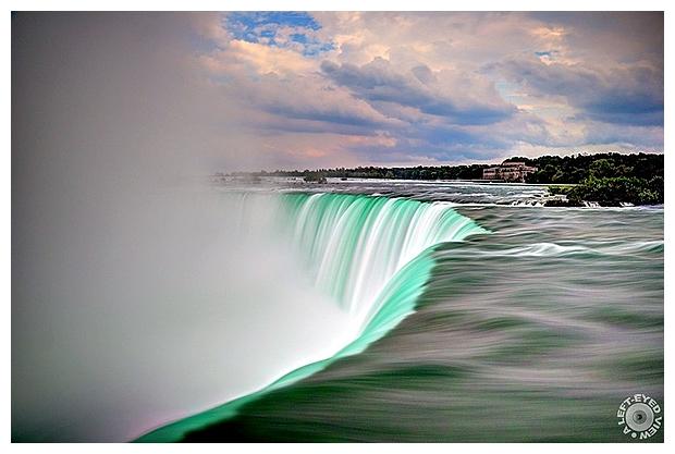 Taming of the Falls?