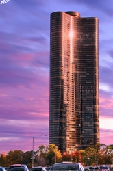 """""""Lake Point Tower"""", """"A Left-Eyed View"""""""
