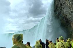 Below Horseshoe Falls #2