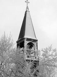 """Christ Episcopal Church, """"A Left-Eyed View"""""""