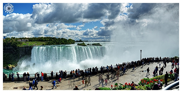 Horseshoe Falls Panoramic