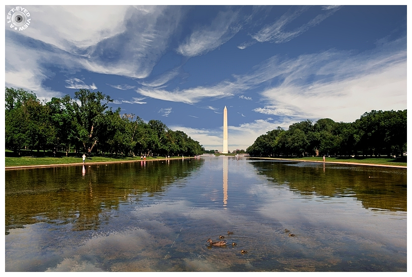 """Washington Monument"", ""A Left-Eyed View"", obelisk"