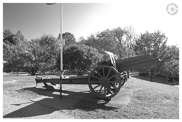 1913 Krupp Howitzer