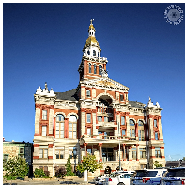 Dubuque County Courthouse #1 of 2