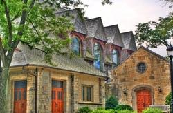 """""""A Left-Eyed View"""", First Presbyterian Church"""