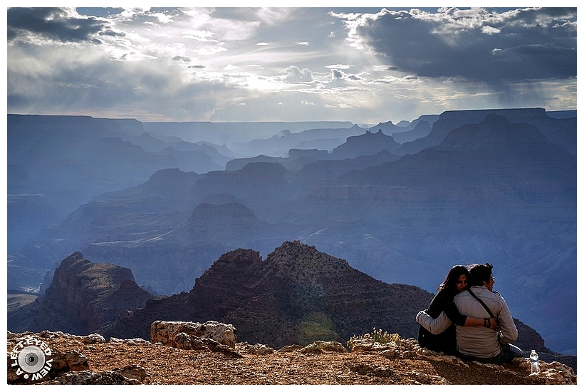 """""""A Left-Eyed View"""", Sabourin, """"Grand Canyon"""""""