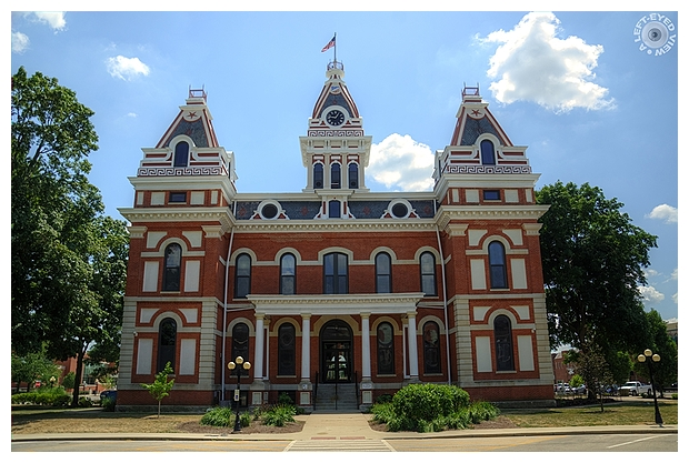 Livingston County Courthouse #2