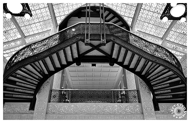 The Rookery's Oriel Staircase #2
