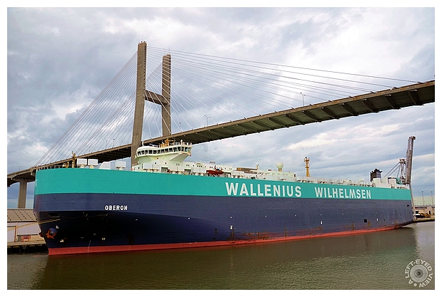 Oberon by Wallenius Wilhelmsen