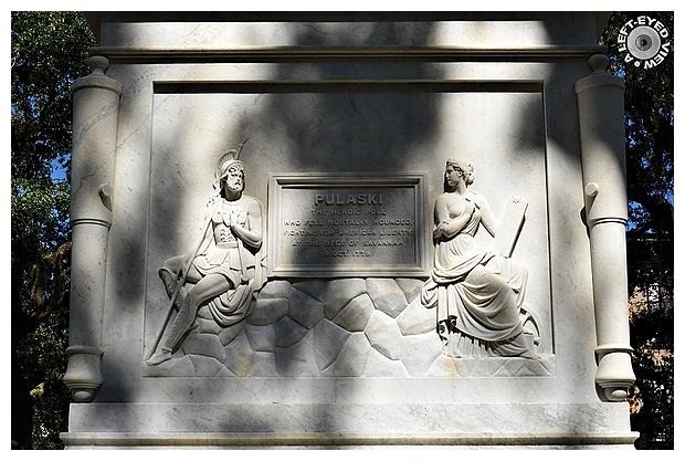 Casimir Pulaski Monument 3/3