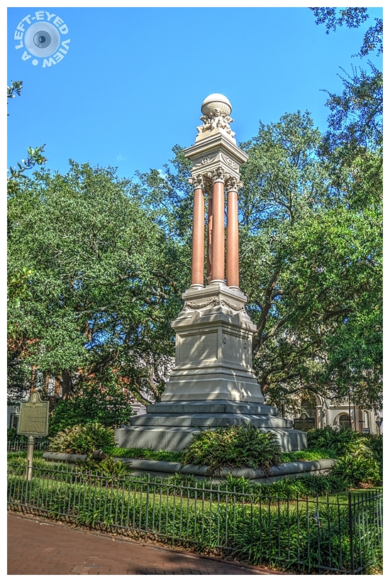 William Washington Gordon Monument