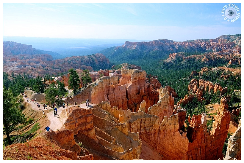 Sunrise Point at Bryce Canyon