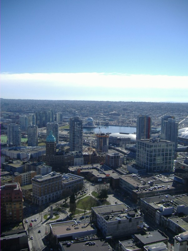Vancouver from the Top