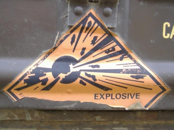 Explosivo!