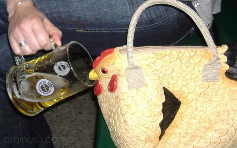 Battered Hen