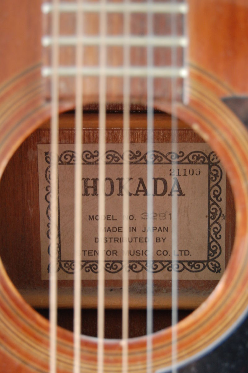 Hokada 3281 - The Old Guit