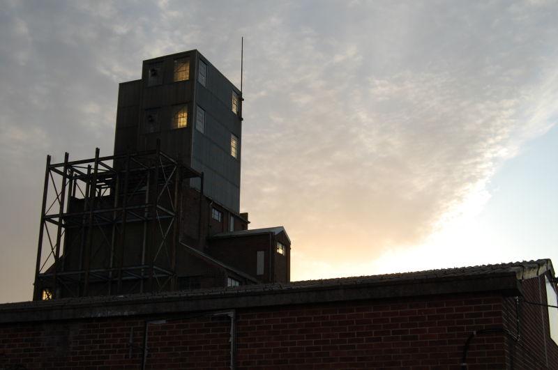 The Sun Setting on British Industry