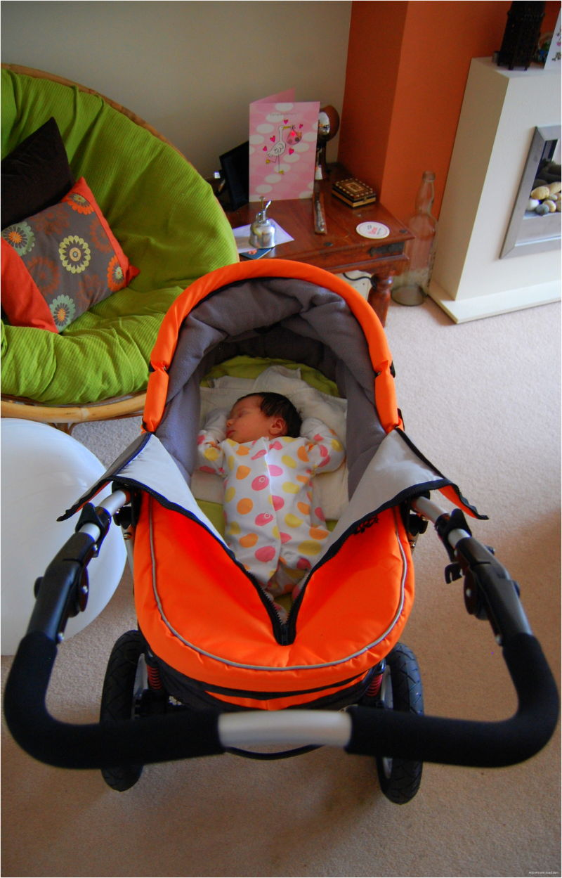 Ain't No Other Baby With A Pram Like This