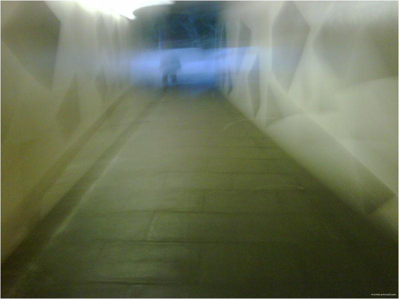 Walking Towards The Ripper
