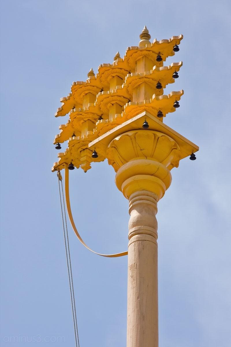 Bells at the Hindu Temple of Atlanta, Riverdale GA