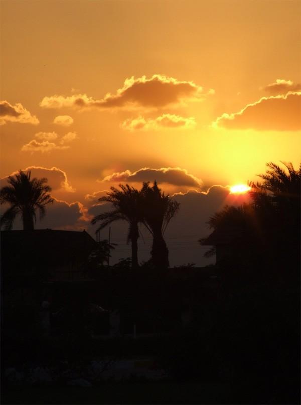 sunset image kish island Saeed Rasoulof