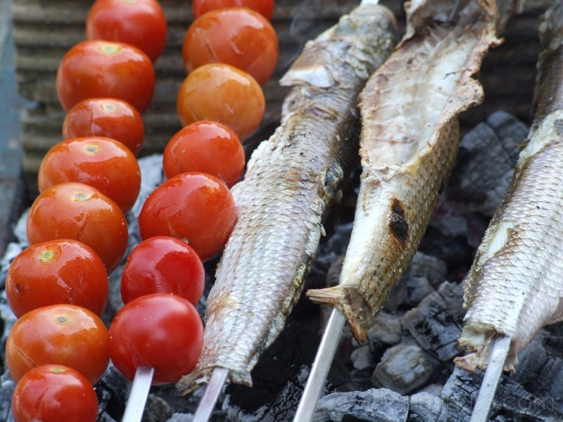 Fish Barbecue #2