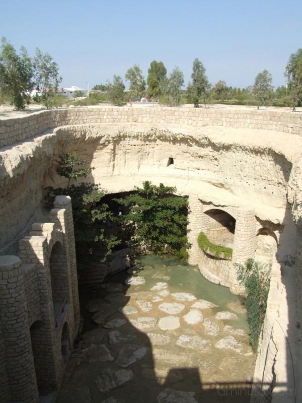 underground Water Channels (Kariz)