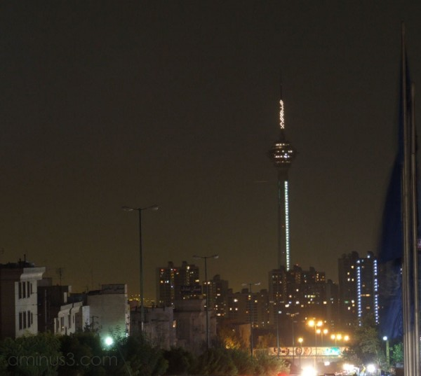 Tehran Milad Tower