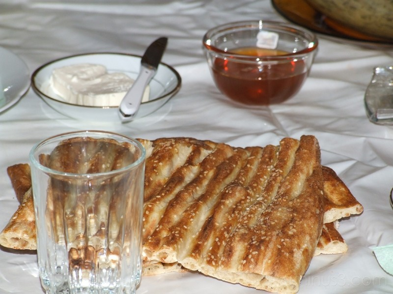 bread & cheese (Eftar #2)