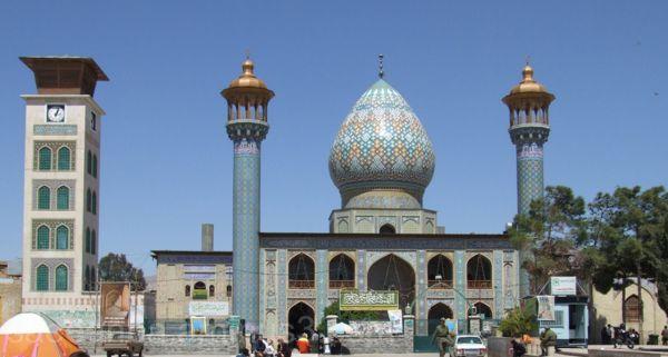 Seyed Alaeddin Hossein Shrine