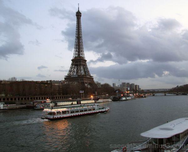 La Seine River Boats