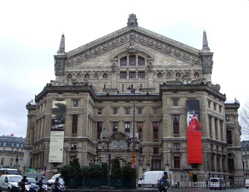 Palais Garnier #1 (Opéra de Paris - Opéra Garnier)