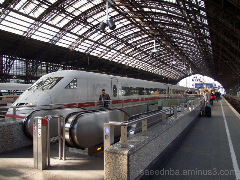 Koln Hauptbahnhof #1