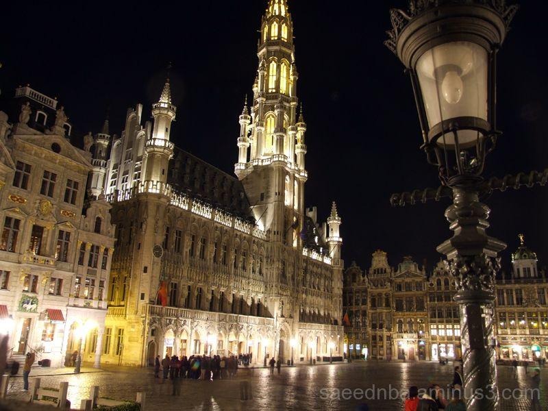 Brussels Nights #1