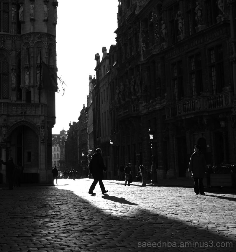 Brussels Days #12