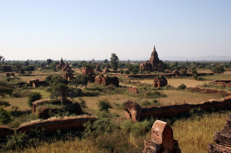 Pagan. Myanmar