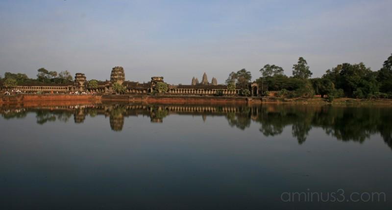 Cambodia. Angkor Wat 3