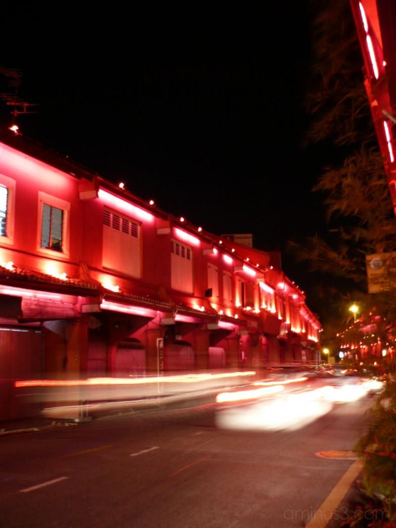 malacca riverside building
