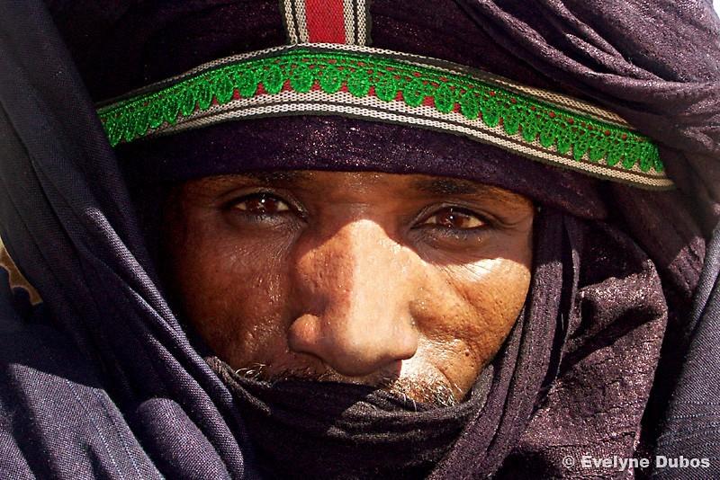 L'homme de Timia (Niger)