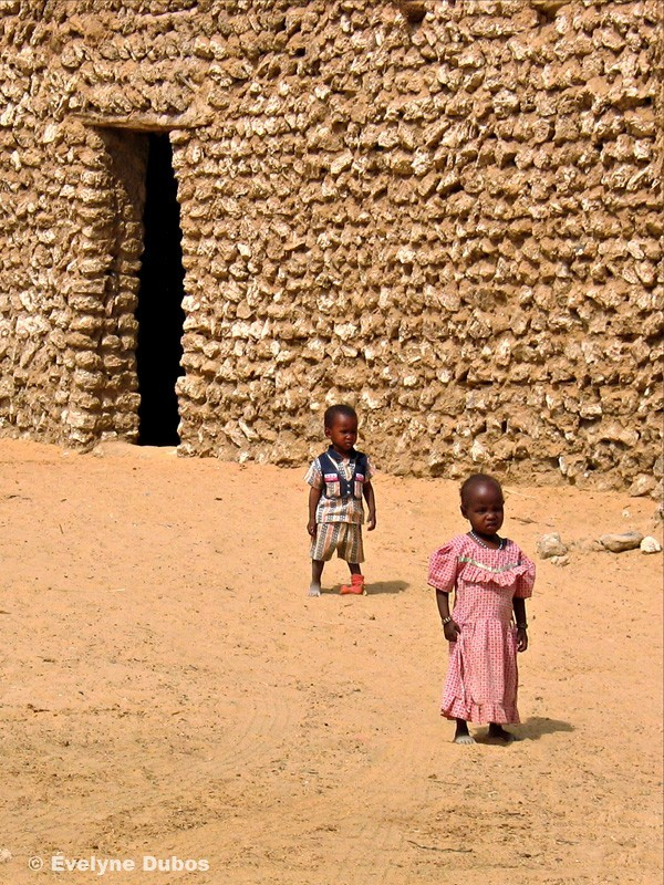 Les petits bouts Toubous (Niger)