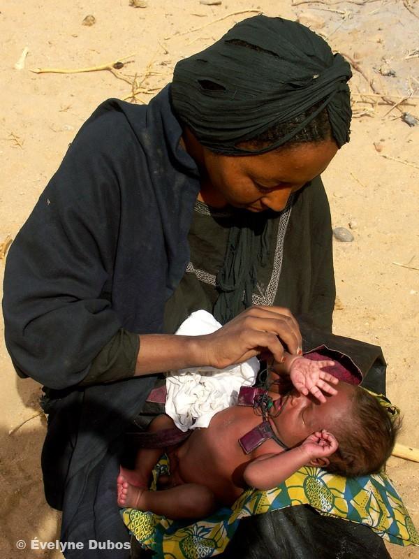 Réveil difficile (Niger)