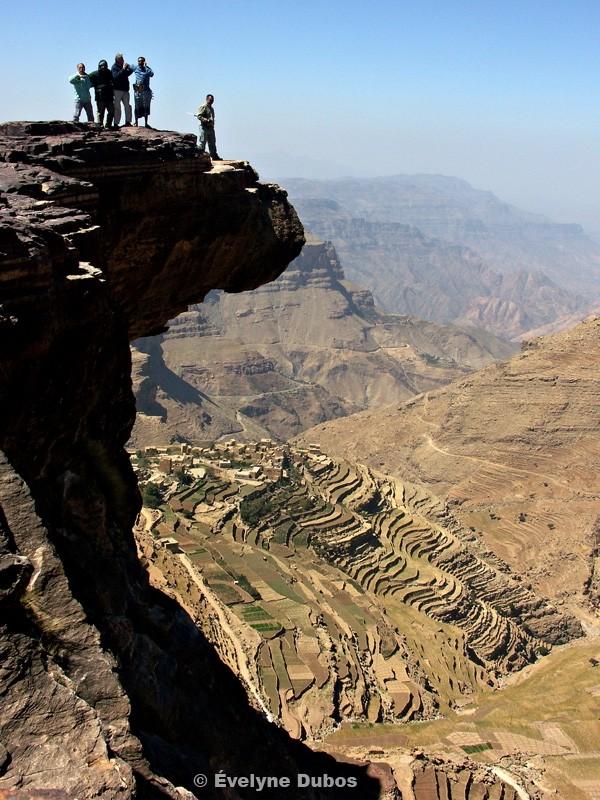 Yemen paysage