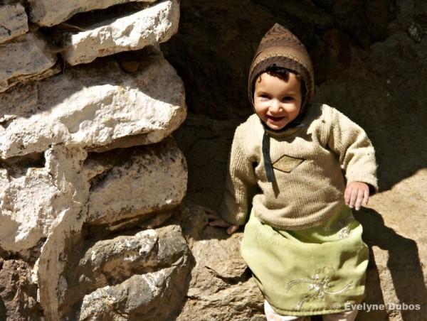 Sourire Yéménite