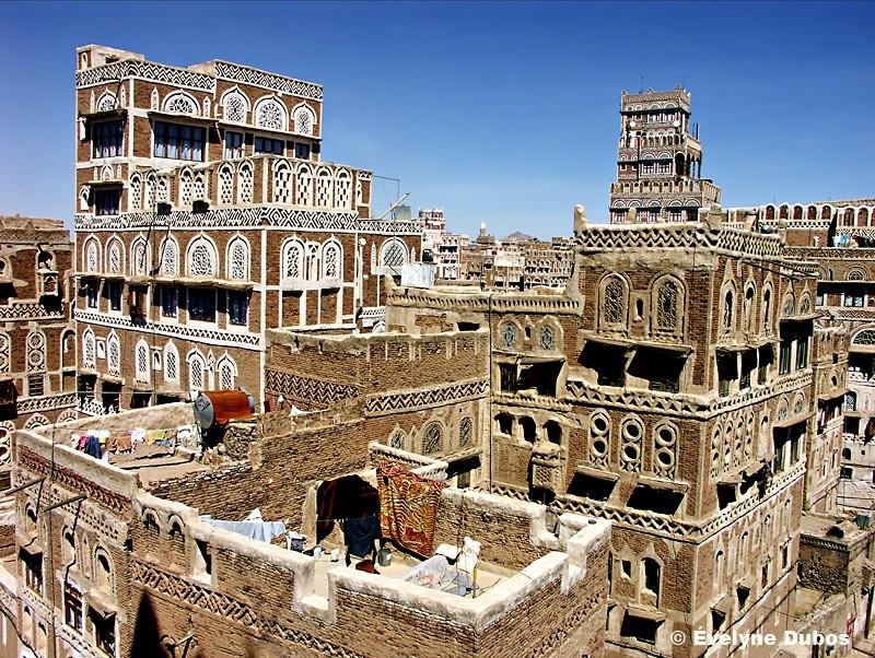 Sana'a, Reine du Yémen…