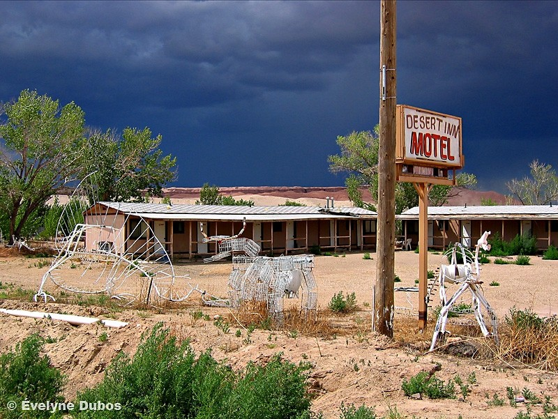 You mean... Deserted Motel?